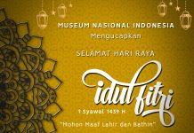 Museum Nasional tetap buka melayani kunjungan selama cuti bersama idul fitri 2018