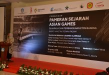 Pameran Sejarah Asian Games