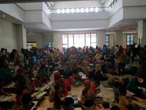 Lomba-Mewarnai-di-Museum-Nasional