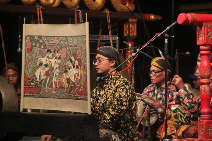 Wayang Beber juga menceritakan tentang Panji - https://festivalpanji.id/galeri/