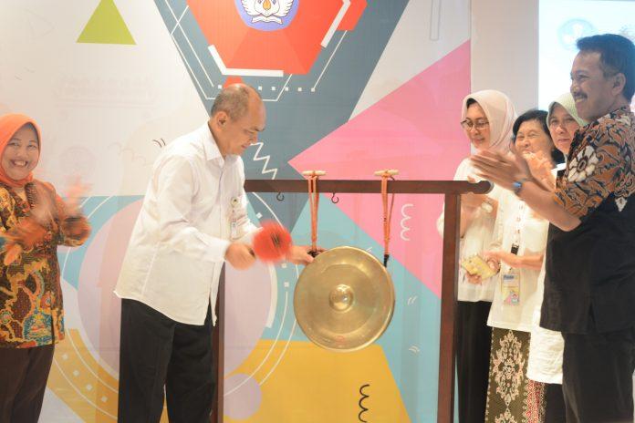 Kepala Museum Nasional meresmikan LCC Museum Tingkat Nasional