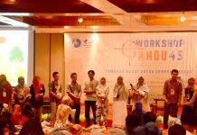 Workshop Institut Ibu Profesional Pandu 45